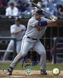 Travis Hafner Cleveland Indians Autographed Photo (Hand Signed Collectable) Photo