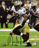Mark Ingram New Orleans Saints Autographed Photo (Hand Signed Collectable) Photo