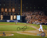 Cal Ripken Jr. Baltimore Orioles - 2131 Autographed Photo (Hand Signed Collectable) Photo