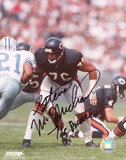Steve McMichael Chicago Bears Photo