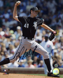 Brandon Mccarthy Chicago White Sox Autographed Photo (Hand Signed Collectable) Photo