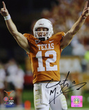 Colt McCoy Texas Longhorns Autographed Photo (Hand Signed Collectable) Photo