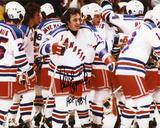 Phil Esposito New York Rangers with