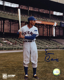 Ernie Banks Chicago Cubs Autographed Photo (Hand Signed Collectable) Photo