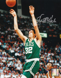 Kevin McHale Boston Celtics - Shooting Action Autographed Photo (Hand Signed Collectable) Photo