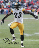 Tyrone Carter PittsburgSteelers Autographed Photo (Hand Signed Collectable) Photo