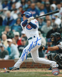 Ryan Theriot Chicago Cubs Autographed Photo (Hand Signed Collectable) Photo