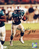 Cecil Collins Miami Dolphins Autographed Photo (Hand Signed Collectable) Photo