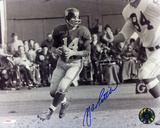 Y.A. Tittle New York Giants Autographed Photo (Hand Signed Collectable) Photo