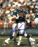Dan Marino Miami Dolphins Autographed Photo (Hand Signed Collectable) Photo