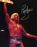 Ric Flair WWE Autographed Photo (Hand Signed Collectable) Photo