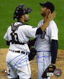 Armando Galarraga Detroit Tigers Autographed Photo (Hand Signed Collectable) Photo