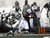 Plaxico Burress New York Giants Autographed Photo (Hand Signed Collectable) Photo