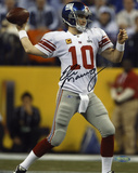 Eli Manning New York Giants Super Bowl XLVI Autographed Photo (Hand Signed Collectable) Photo