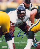 William Perry Chicago Bears Autographed Photo (Hand Signed Collectable) Photo