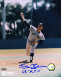 Stan Bahnsen New York Yankees Autographed Photo (Hand Signed Collectable) Photo