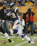 Percy Harvin Minnesota Vikings Autographed Photo (Hand Signed Collectable) Photo