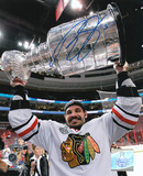 Brent Sopel Chicago Blackhawks 2010 Stanley Cup Photo