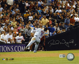 David Wright New York Mets - Barehanded Catch Autographed Photo (Hand Signed Collectable) Photo