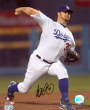Brad Penny Los Angeles Dodgers Autographed Photo (Hand Signed Collectable) Photo