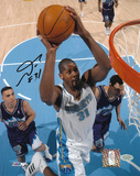 Nene Hilario Denver Nuggets Autographed Photo (Hand Signed Collectable) Photo