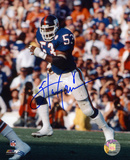 Harry Carson New York Giants Autographed Photo (Hand Signed Collectable) Photo