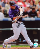 Matt Holliday Colorado Rockies Autographed Photo (Hand Signed Collectable) Photo