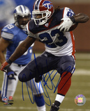 Marshawn Lynch Buffalo Bills - Running Autographed Photo (Hand Signed Collectable) Photo