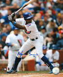 Alfonso Soriano Chicago Cubs Autographed Photo (Hand Signed Collectable) Photo