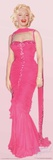 Marilyn Monroe Pink Dress Prints