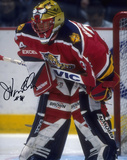 John VanbieSuper Bowlrouck Florida Panthers Autographed Photo (Hand Signed Collectable) Photo