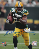 Ryan Grant Green Bay Packers Autographed Photo (Hand Signed Collectable) Photo