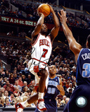Ben Gordon Chicago Bulls -vs Utah- Photo