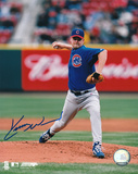 Kerry Wood Chicago Cubs Autographed Photo (Hand Signed Collectable) Photo
