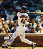 Henry Rodriguez Chicago Cubs Autographed Photo (Hand Signed Collectable) Photo
