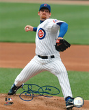 Ryan Dempster Chicago Cubs Autographed Photo (Hand Signed Collectable) Photo