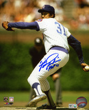 Ferguson Jenkins Chicago Cubs with HOF 91 Inscription Photo