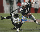 Ben Watson New England Patriots Autographed Photo (Hand Signed Collectable) Photo