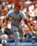 John Tudor St. Louis Cardinals Autographed Photo (Hand Signed Collectable) Photo