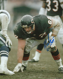 Mark Bortz Chicago Bears Photo