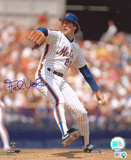 Frank Viola New York Mets - Wind Up Autographed Photo (Hand Signed Collectable) Photo
