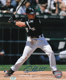 Gordon Beckham Chicago White Sox Autographed Photo (Hand Signed Collectable) Photo