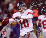 Eli Manning New York Giants - NFC Championship Action Photo