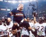 Buddy Ryan Chicago Bears Autographed Photo (Hand Signed Collectable) Photo