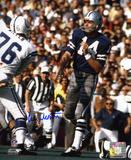 Craig Morton Dallas Cowboys Autographed Photo (Hand Signed Collectable) Photo