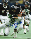 Tim Wrightman Chicago Bears Autographed Photo (Hand Signed Collectable) Photo
