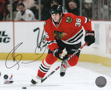Dave Bolland Chicago Blackhawks Autographed Photo (Hand Signed Collectable) Photo