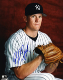 Ryan Bradley New York Yankees Autographed Photo (Hand Signed Collectable) Photo