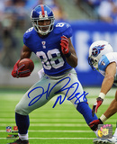 Hakeem Nicks New York Giants, vs Tennessee Titans Autographed Photo (Hand Signed Collectable) Photo
