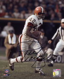 Paul Warfield Cleveland Browns Autographed Photo (Hand Signed Collectable) Fotografía
